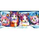4 Poesjes - Les chats