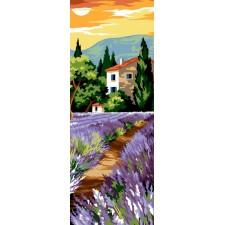 Lavendellaan - Allée aux lavandes