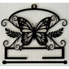 Deco hanger butterfly