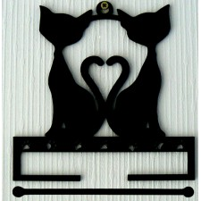 Deco hanger cats