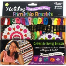 Holiday Vriendschapsbandjes set - Holiday Friendship bracelet set