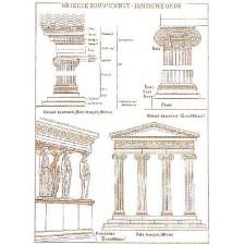 Griekse bouwstijl Ionisch