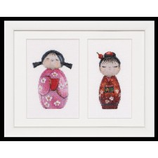 Kokeshi poppen - Kokeshi dolls