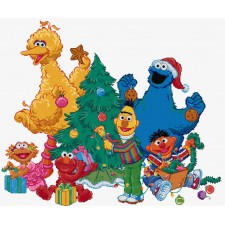 Sesamstraat: Kerstmis