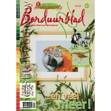 Borduurblad 43 april-mei 2011