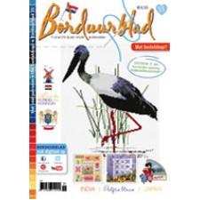 Borduurblad 55 april-mei 2013