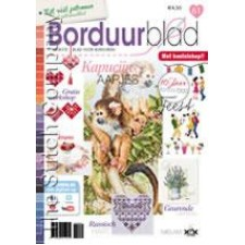 Borduurblad 61 april-mei 2014