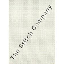 Minster Linen 32ct, White