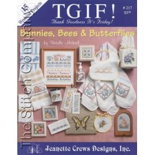 TGIF! Bunnies, Bees & Butterflies