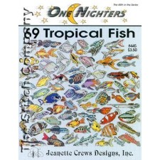 69 Tropical Fish