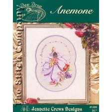 Dew Drop: Anemone