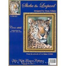 Sheba the Leopard