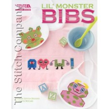 Lil' Monster Bibs