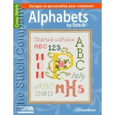 Alphabets to Stitch