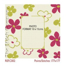 Photoframe Flowers