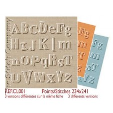 Shade Alphabet