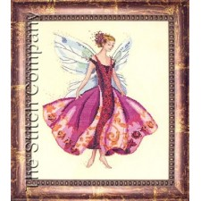 January's Garnet Fairy