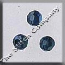 Crystal Treasures Round Bead- Emerald A B
