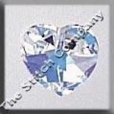 Crystal Treasures Small Heart- Crystal A B