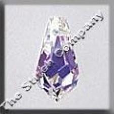 Crystal Treasures Small Tear Drop- Crystal A B