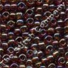 Pony Beads 6/0 Opal Smokey Topaz