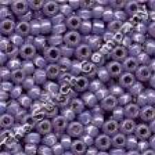 Pony Beads 8/0 Opal Hyacinth