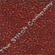 Petite Glass Beads Red Red