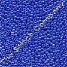 Petite Glass Beads Dark Denim