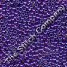Petite Glass Beads Purple