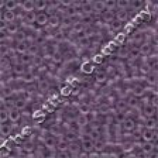 Frosted Beads Heather Mauve