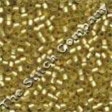 Frosted Beads Gold