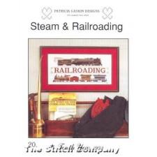 Steam & Railroading