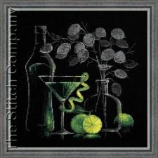 Still Life with Martini