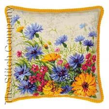 Moorish Lawn Cushion