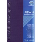 Aïda 14 ct, Dark Blue