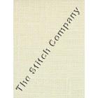 30 count linen, antique white