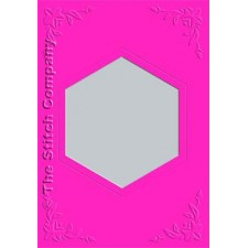 3 cards with envelope, pink