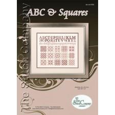 A B C & Squares