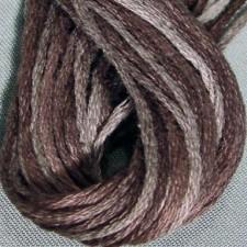 Valdani 6 ply strengen: Melancholic Purple