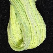 Valdani 6 ply strengen: Lime Sherbet