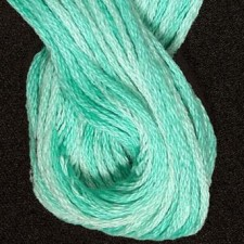 Valdani 6 ply strengen: Pond Ripple