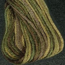 Valdani 6 ply strengen: Olive Green