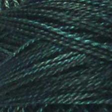 Valdani Pearl #5 balls: Blackened Teal