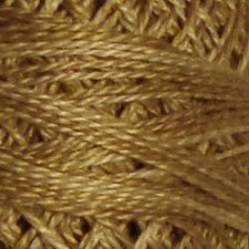 Valdani Pearl #5 balls: Ancient Gold