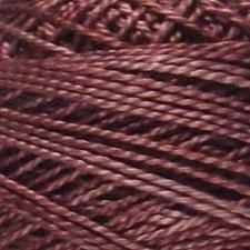 Valdani Pearl #5 balls: Forgotten Lavender