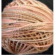 Valdani Pearl #5 balls: Nantucket Rose