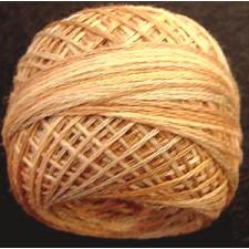Valdani Pearl #5 balls: Faded Marygold
