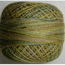 Valdani Pearl #5 balls: Distant Grass