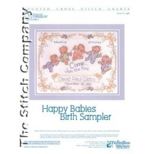 Happy Babies Birth Sampler
