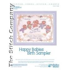 Happy Babies Birth Sampler